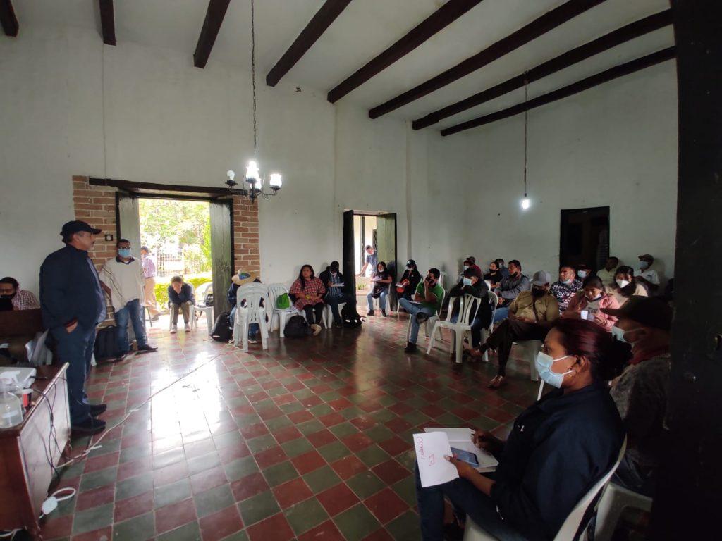 Asamblea Regional CIMA